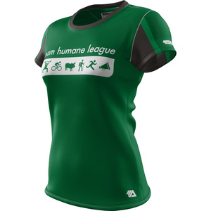 Team Humane 2018 + Womens Short Sleeve REC T Elite